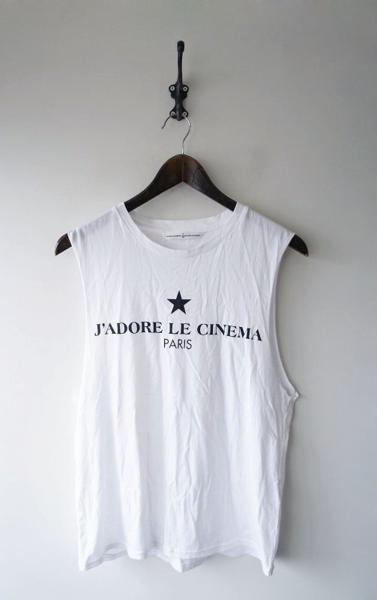 JADORE LE CINEMAタンクトップ