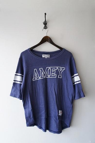 AMEYフットボールTシャツ