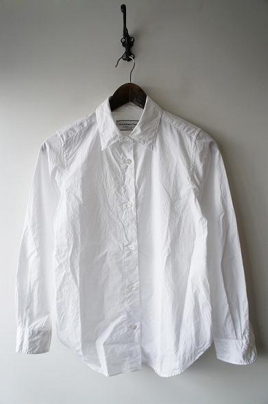 定番カシュクールシャツ