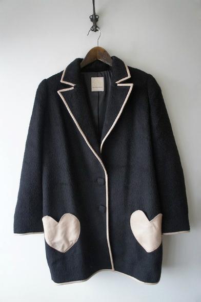 ハートポケットジャケット