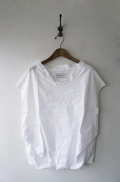 ハーフスリーブプルオーバーシャツ