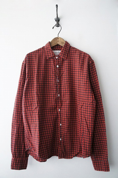 PAUL チェックシャツ