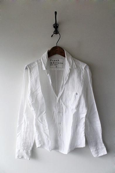Barry-Heartリネンシャツ
