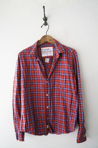 BARRY チェックシャツ