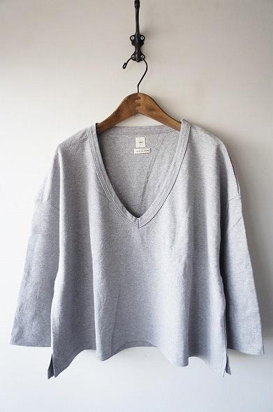 ルーズVネックBIG Tシャツ