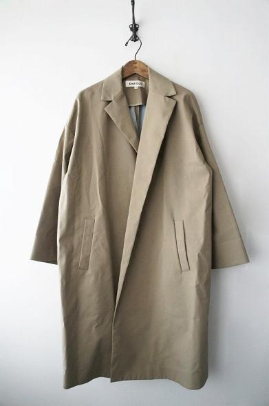 Bonding Box Coat