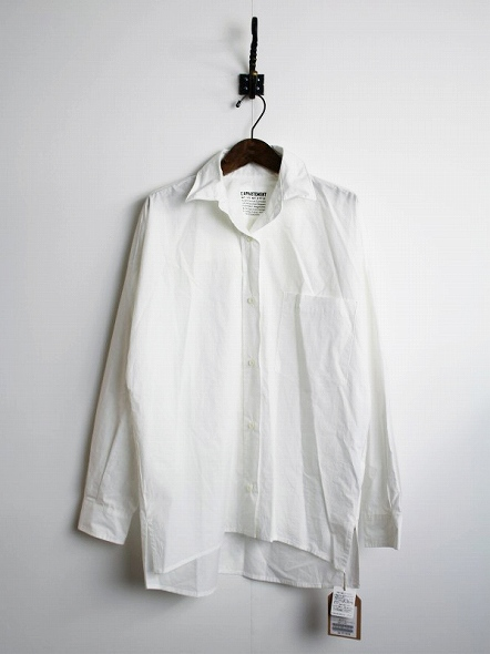 TYPEWRITER BIG SHIRTシャツ