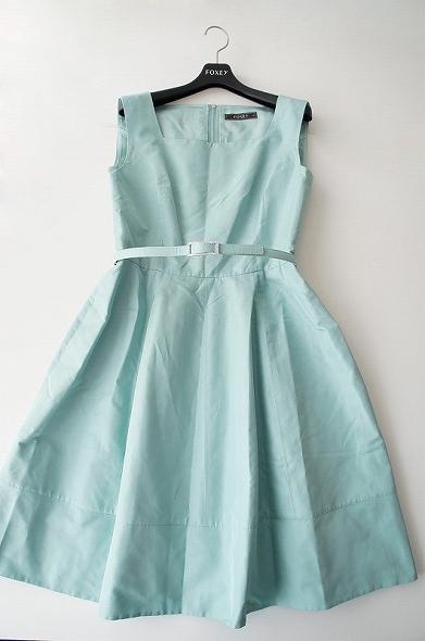 ダブルバックル ドレス
