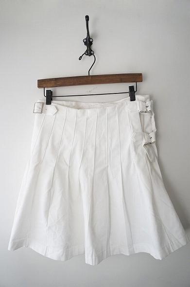 COMME des GARCONSラップスカート