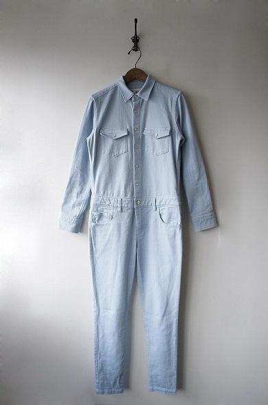 StretchKersey ロングジャンプスーツ