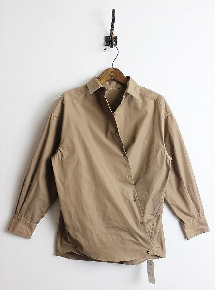 オーバーサイズ カシュシャツ