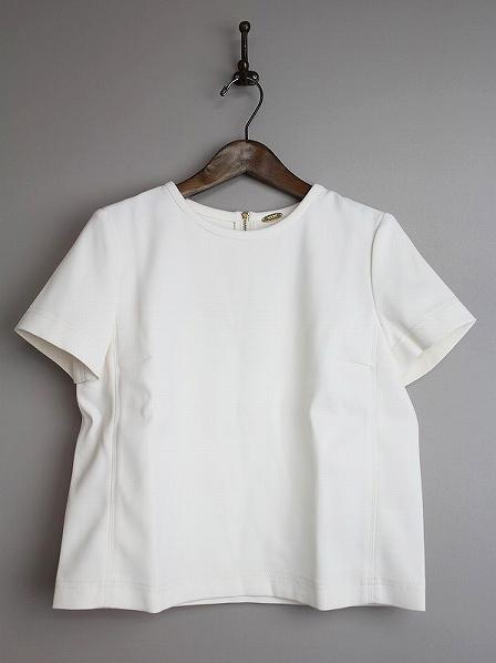 ダブルサテンコンパクトTシャツプルオーバー