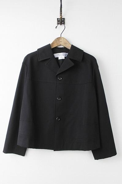 RQ-J015 ウール ショートジャケット