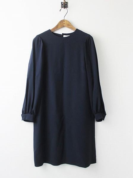 ジョーゼット フレア ドレス