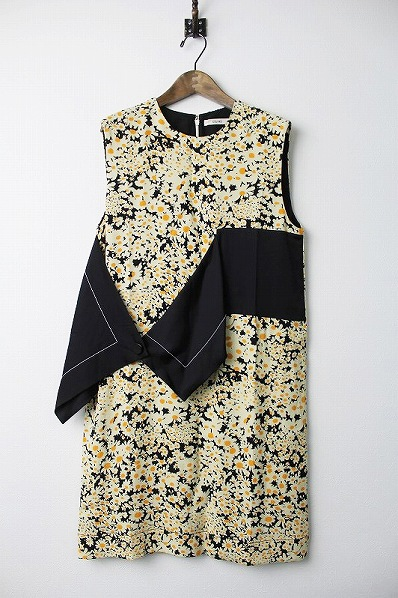 Daisy Print Dress デイジープリントドレス