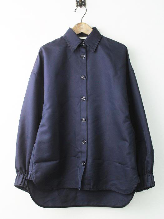 オーバーサイズ 長袖 シャツ