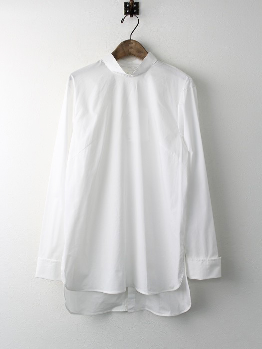3009A230-1430 Broad Stand Collar Shirts