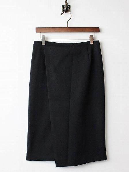 Double Cloth ラップスカート
