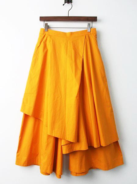 300AA231-1280 タック スカートパンツ