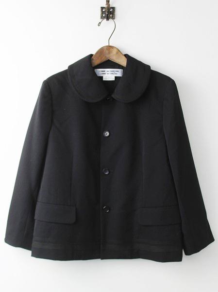 RP-J019 ラウンドカラー ウール ジャケット