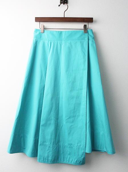 ロング フレア スカート