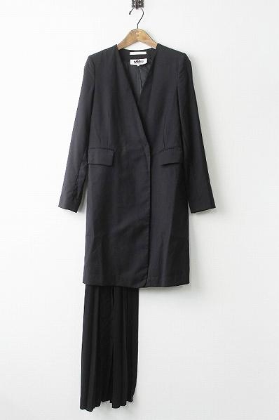 アシンメトリースカート テーラードジャケット