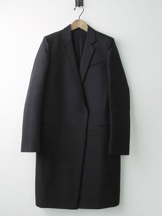 定番 ウールクロンビーコート