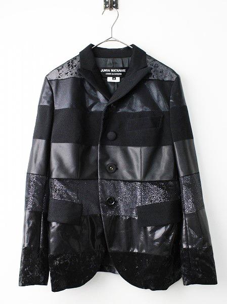 パッチワーク ジャケット