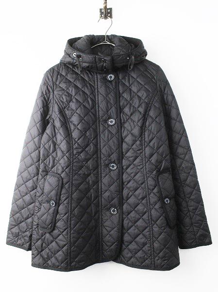 中綿 キルティング ショート コート