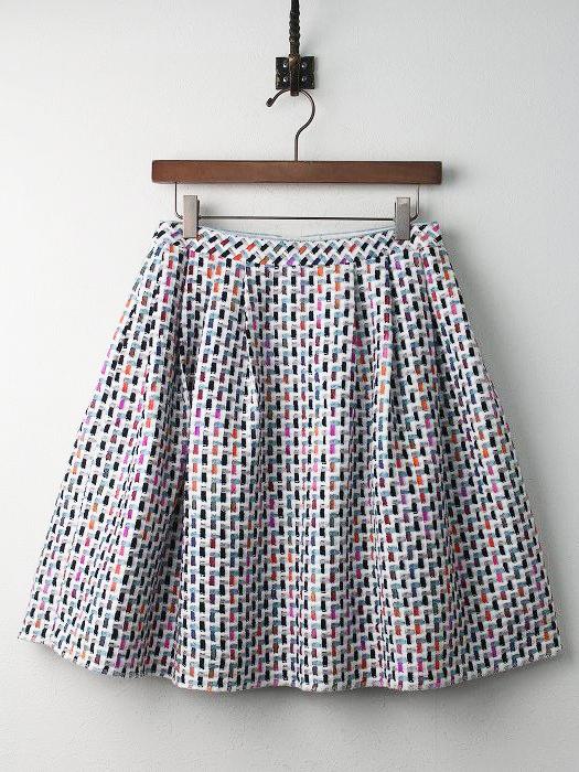 AERIAL ツイード スカート