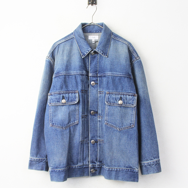 17106 DENIM JACKET TYPE2(BIG FIT)