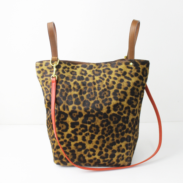 BAGS IN PROGRESS LEOPARD BAG