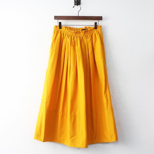 ウエスト ギャザー スカート