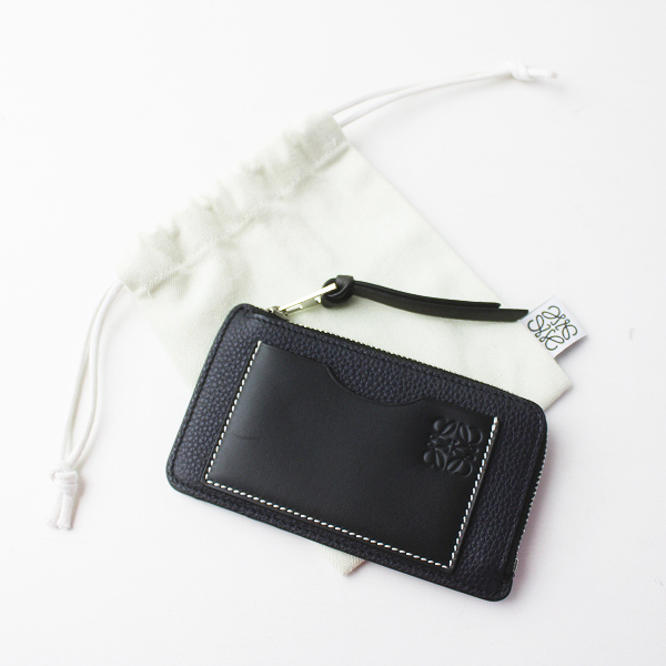 バイカラー コインケース カードホルダー Lサイズ