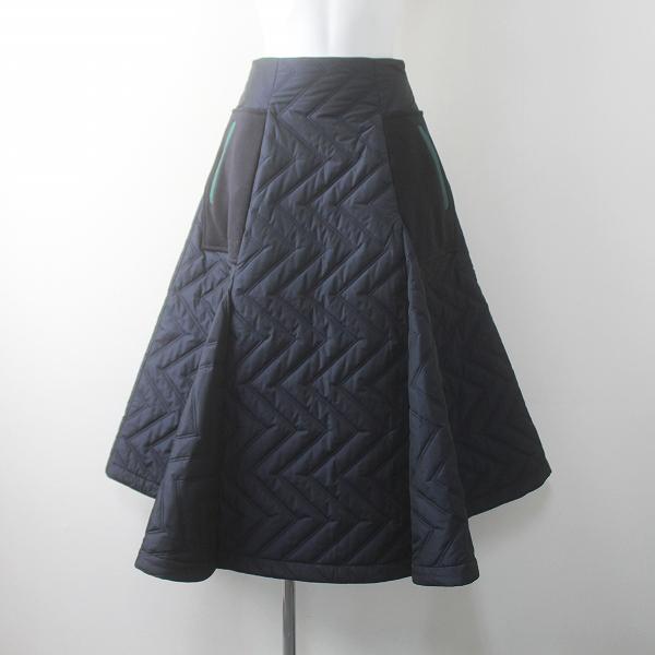 2019AW コレクション キルティング スカート