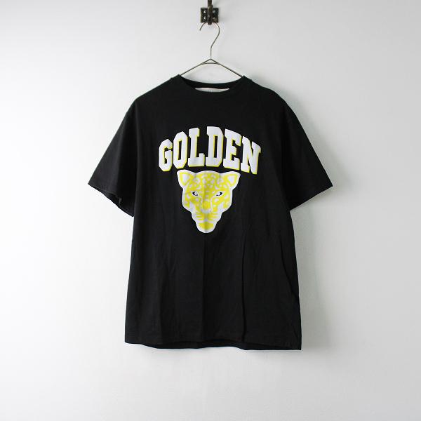2020SS GOLDEN GOOSE Tシャツ GOLDEN(TIGER)